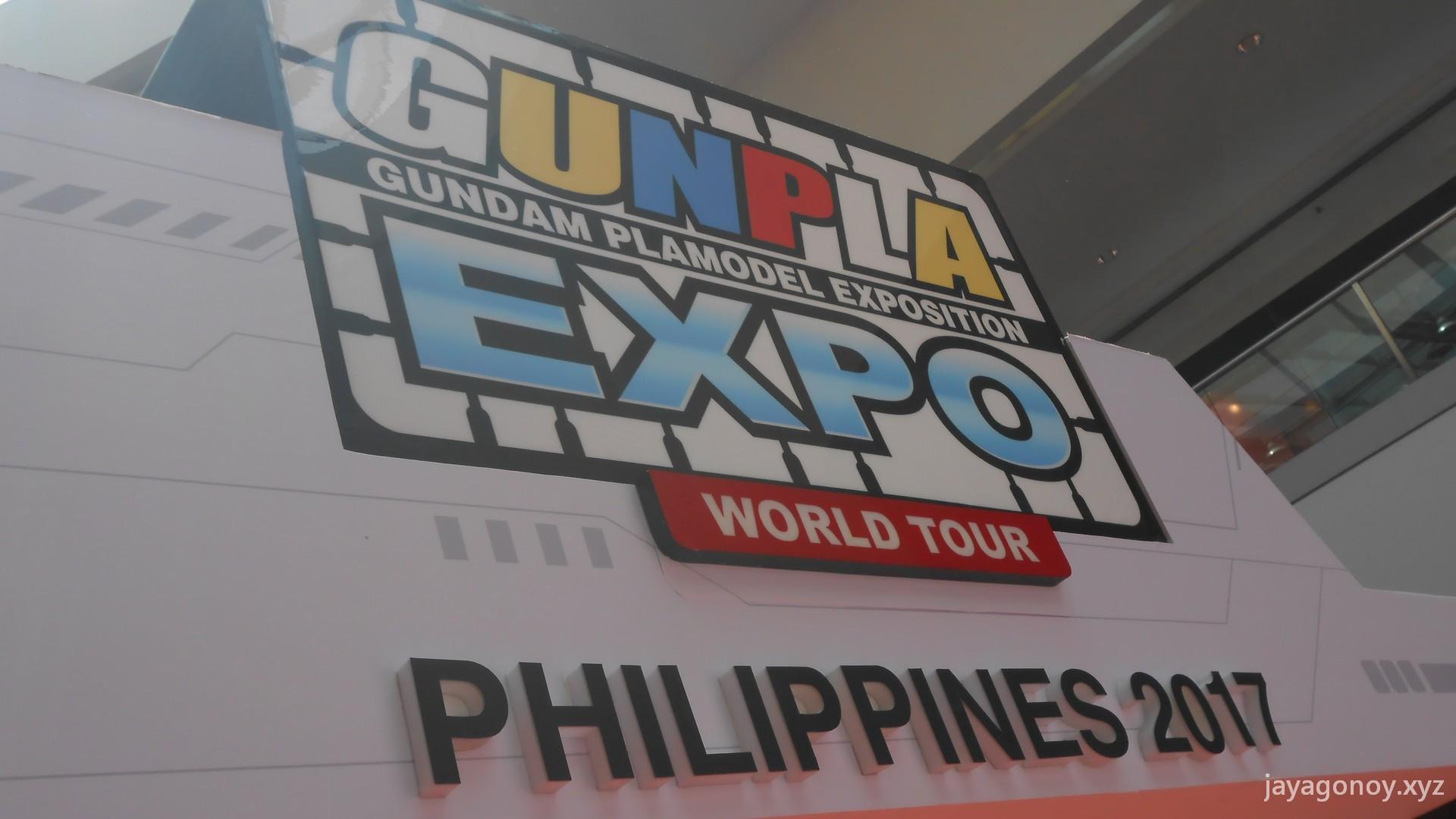 Gunpla Expo Philippines 2017