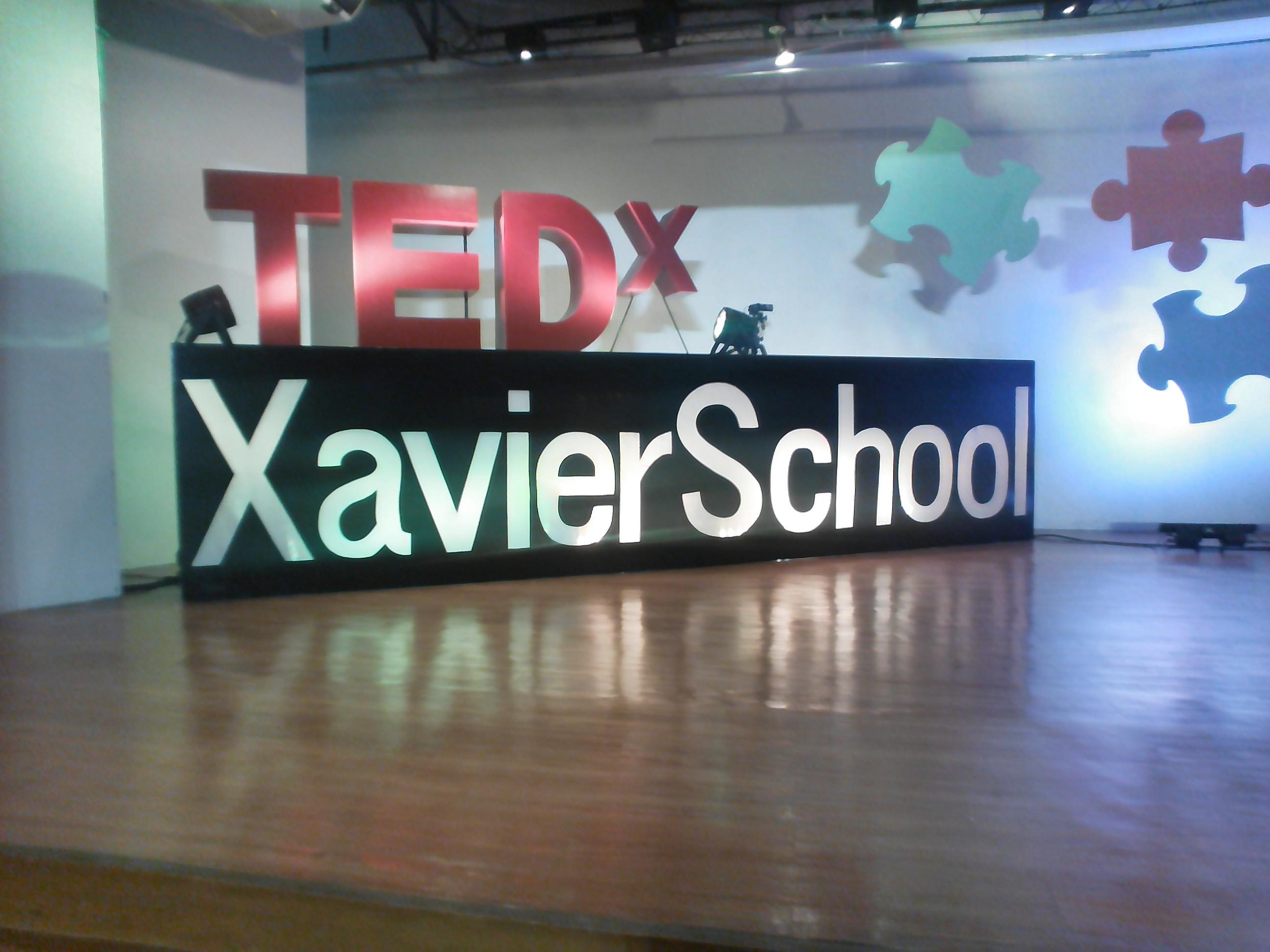 TEDxXavierSchool 2016