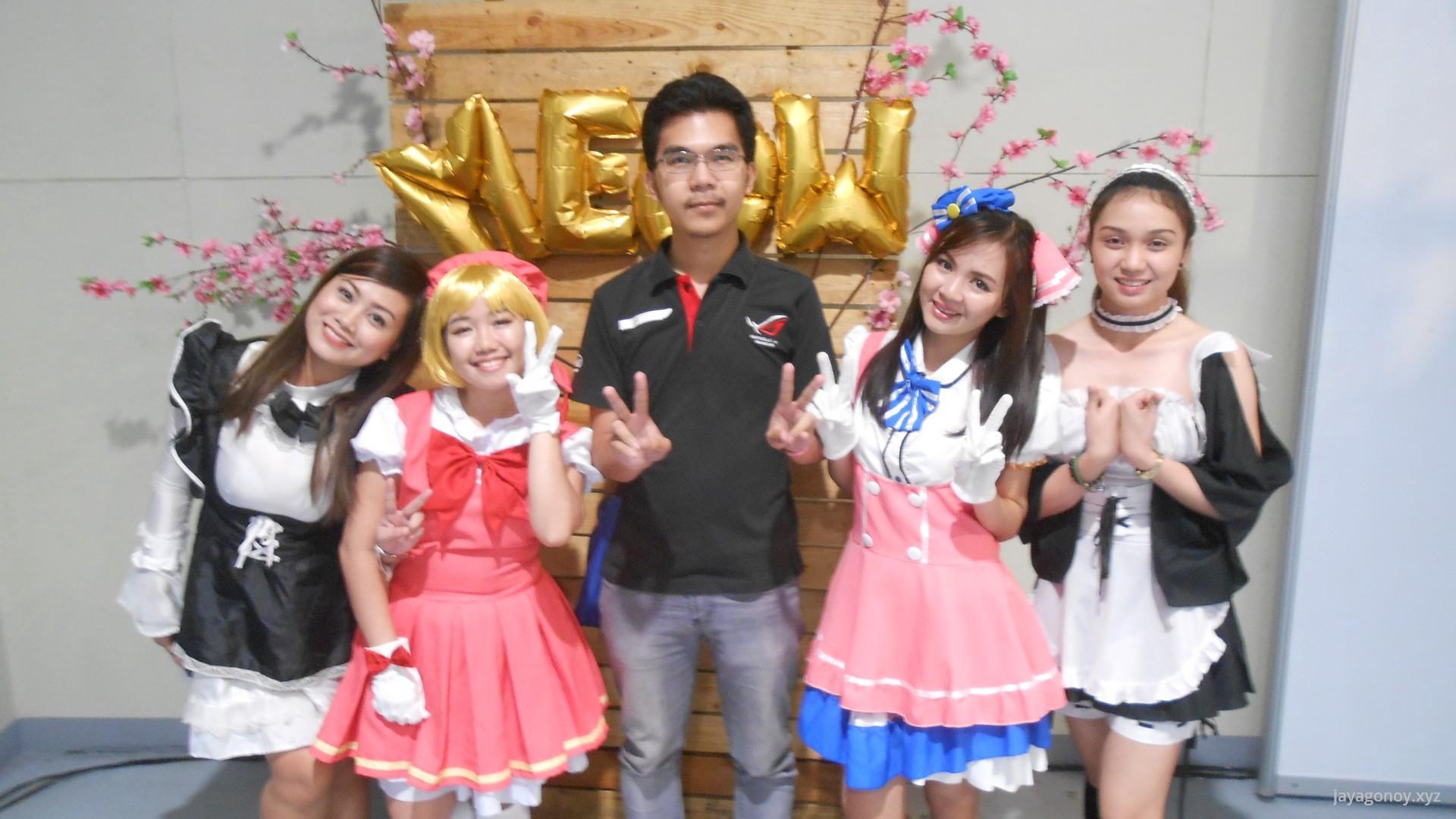 Neko Maid Cafe