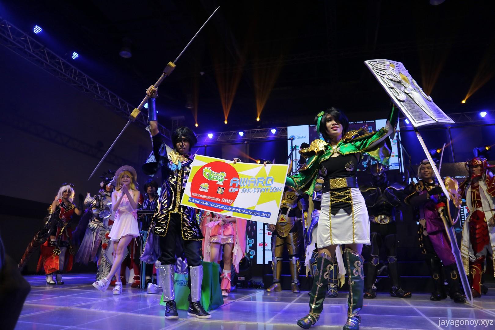 Zamboanga Team selected as World Cosplay Summit 2017 PH representative