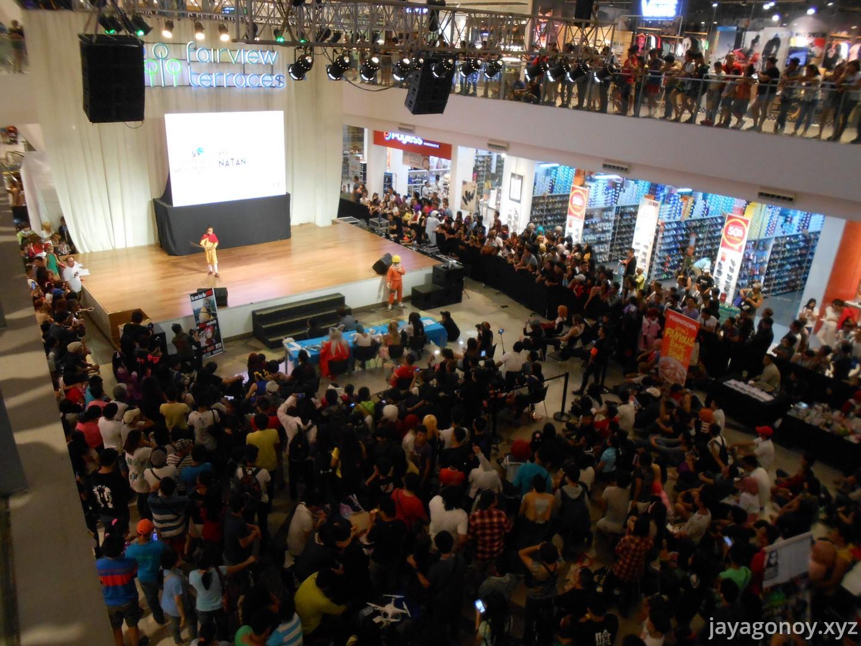 A fun weekend at the Pinoy Otaku Festival 2017